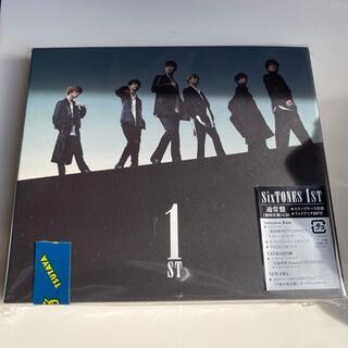 Johnny's - SixTONES 1stアルバム 通常版