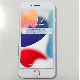iPhone - 0861 iPhone8 64GB simフリー シルバー MQ792J/A