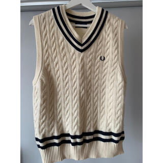 FRED PERRY - FURED PERRY Tilden Vest
