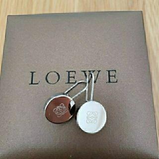 LOEWE - 【未使用】LOEWE ピアス