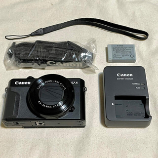 Canon - キャノン PowerShot G7X Mark Ⅱ 【中古美品】予備バッテリー付