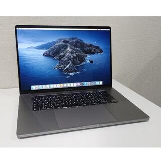 Mac (Apple) - macbook pro 2019 16インチ i7/16gb/5300m