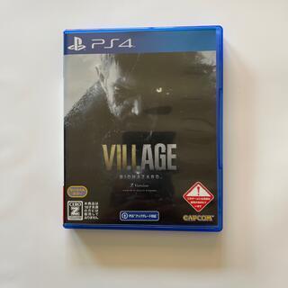 カプコン(CAPCOM)のバイオハザード ヴィレッジZ バージョン PS4(家庭用ゲームソフト)