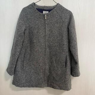 ザラキッズ(ZARA KIDS)のZara Girls  シンプル コート サイズ164(ジャケット/上着)