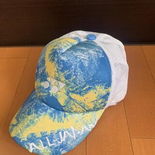 ヨネックス(YONEX)の【YONEX】ヨネックス ALL JAPAN 限定メッシュキャップ中古(その他)