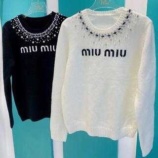 miumiu - 超美品MIUMIUセーター-L08