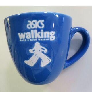 タチキチ(たち吉)の【未使用】Asics walking  ✖  たち吉  コラボ  マグカップ (グラス/カップ)