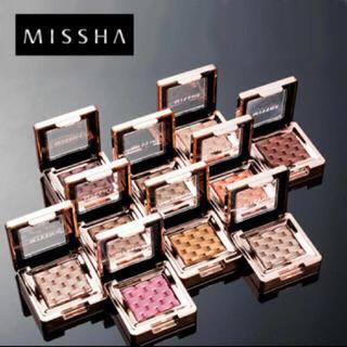 ミシャ(MISSHA)のミシャ❤️モダンアイシャドウ新品(アイシャドウ)