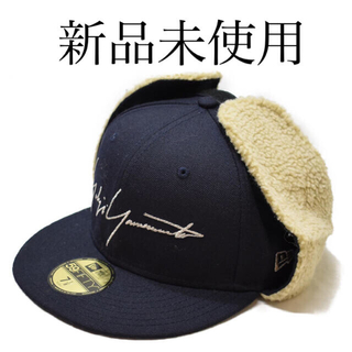 Yohji Yamamoto - ヨウジヤマモト ニューエラ ドッグイヤー 帽子