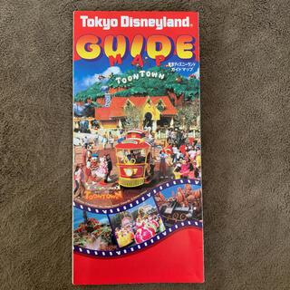 Disney - ディズニーランド ガイドマップ guide map 1997年