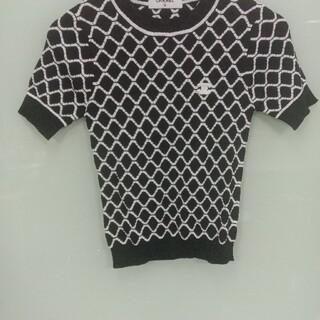 CHANEL - chanel  半袖のセーター