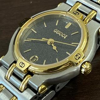 Gucci - グッチ 9000L レディース デイト 美品‼️