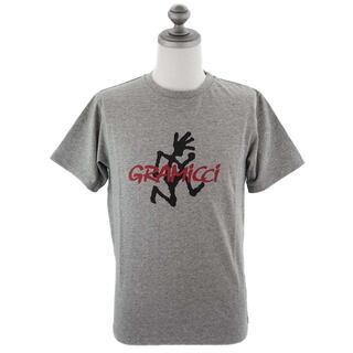 グラミチ(GRAMICCI)のグラミチ 半袖Tシャツ グレー サイズS(Tシャツ/カットソー(半袖/袖なし))