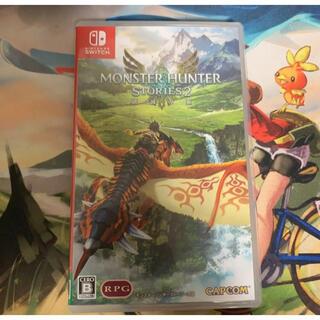 Nintendo Switch - モンスターハンター ストーリーズ2 破滅の翼 ニンテンドースイッチ カプコン