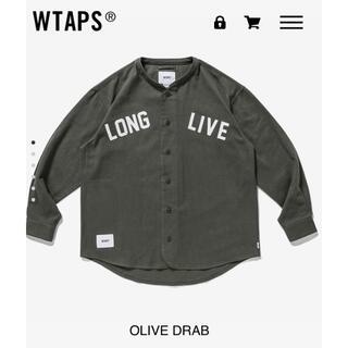W)taps - wtaps LEAGUE