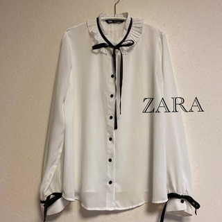 ZARA - ブラウス ZARA トップス