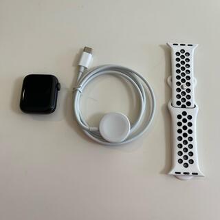 Apple - Apple Watch 6 ほぼ未使用 40mm バッテリー100% 長期保証付