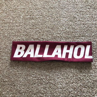 Ballaholic リバーシブル ヘッドバンド  廃盤色