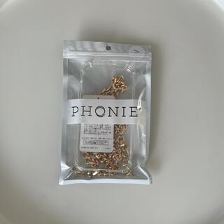 ドゥーズィエムクラス(DEUXIEME CLASSE)のPHONIE iPhoneケース(iPhoneケース)