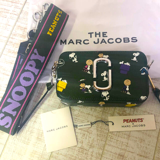 MARC BY MARC JACOBS - マークジェイコブス ショルダーバッグ スヌーピー