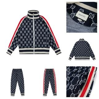 Gucci - 海外限定、上下2点セット、ジャケット 新品  GUCCI  -110151