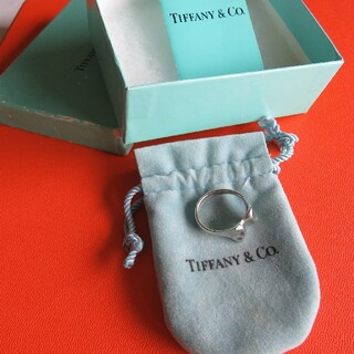 Tiffany & Co. - 【正規品】レア★ティファニー バタフライリング★指輪