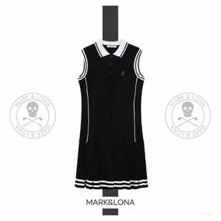 マークアンドロナ(MARK&LONA)のMARK&LONAマークアンドロナゴルフウェアワンピースゴルフスカート(ウエア)