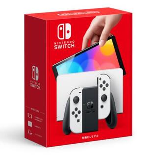Nintendo Switch - 新品 Nintendo 有機EL switch ホワイト 任天堂 スイッチ