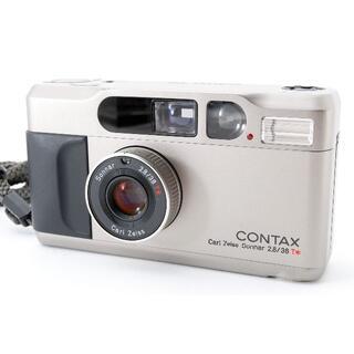 CONTAX T2 チタンクローム(フィルムカメラ)