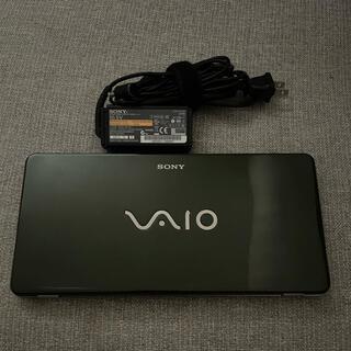 バイオ(VAIO)のVAIO type P VGN-P70H ペリドットグリーン(ノートPC)