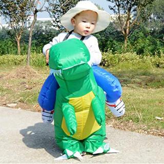 USJ - 恐竜 ライダー ハロウィン 仮装 変装スーツ コスプレ 着ぐるみ 子供用