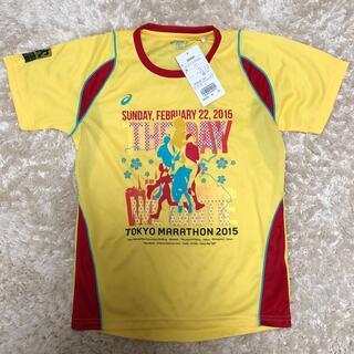 アシックス(asics)の東京マラソン 2015記念Tシャツ(ウェア)