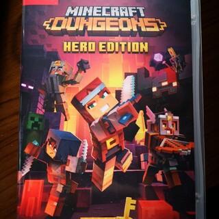 Nintendo Switch - Minecraft Dungeons Hero Edition Switch