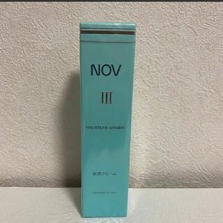 ノブ(NOV)のNOVⅢ ノブⅢ モイチュアクリーム 保湿クリーム(フェイスクリーム)