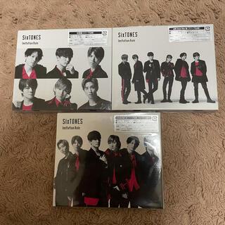 Johnny's - SixTONES ♡ Imitation Rain 3形態セット