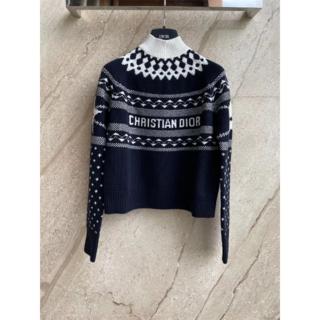 Dior - 【ディオール】セーター DIORALPS ウールニット カシミア