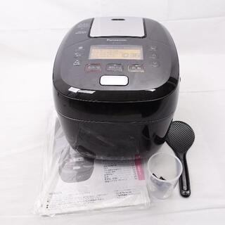 Panasonic - Panasonic 踊り炊きSR-PA108 ブラック