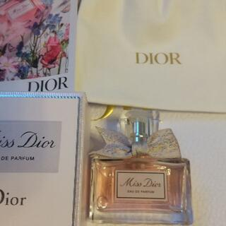 Christian Dior - [新品未使用]ミスディオールオードゥパルファン30mI