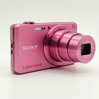 SONY - SONY CyberShot  DSC-WX220 サイバーショット ピンク