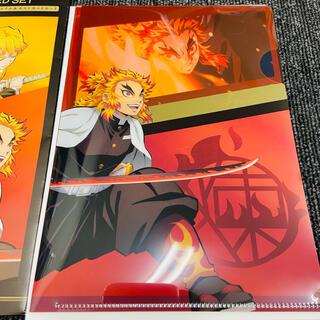 USJ - 鬼滅の刃 煉獄杏寿郎 クリアファイル&ポストカード