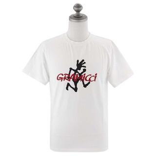 グラミチ(GRAMICCI)のグラミチ 半袖Tシャツ ホワイト サイズS(Tシャツ/カットソー(半袖/袖なし))