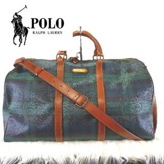 POLO RALPH LAUREN - Polo Ralph Lauren ボストンバック