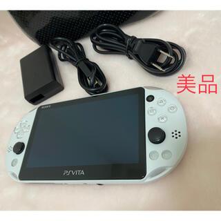 PlayStation Vita - PlayStation®Vita(PCH-2000シリーズ) ホワイト 白