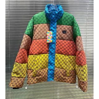 Gucci - ●GUCCI●GGマルチカラーダウンジャケット