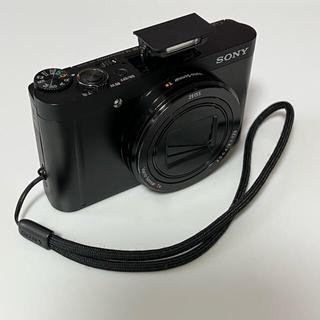 SONY - SONY Cyber-Shot WX DSC-WX500(B)