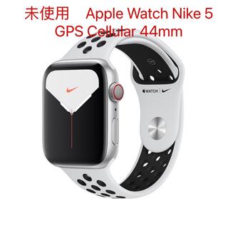Apple Watch - 未使用 Apple Watch Nike 5 GPS Cellular 44mm