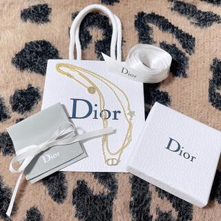 Christian Dior - Christian Dior♡ PETIT CD ダブル ネックレス
