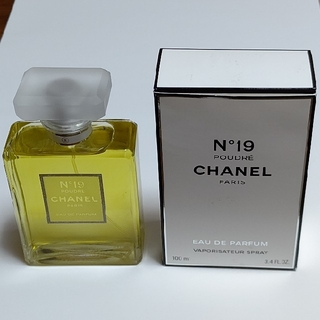 CHANEL - CHANEL 香水 №19  100ml  新品