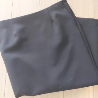プラージュ(Plage)のPlage タイトスカート 黒(ロングスカート)