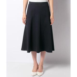 アナイ(ANAYI)の美品 今季 2021 ANAYI アナイ スカート 36(ひざ丈スカート)